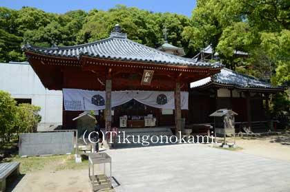 観音寺の大師堂