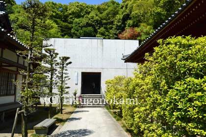 神恵院の本堂