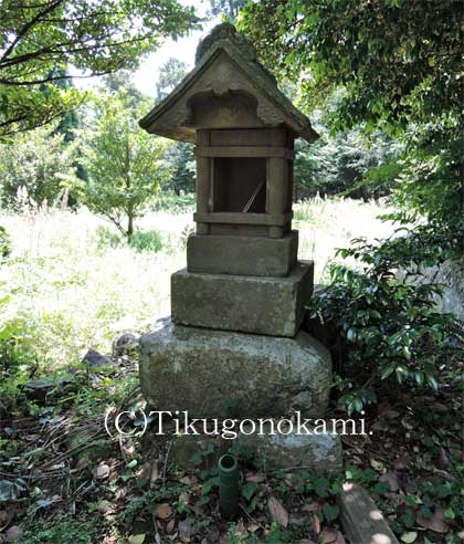 飛鳥井雅賢の墓