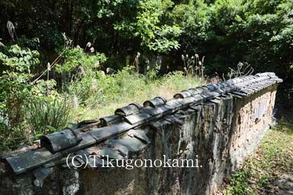 塩津直方とその一族の墓所