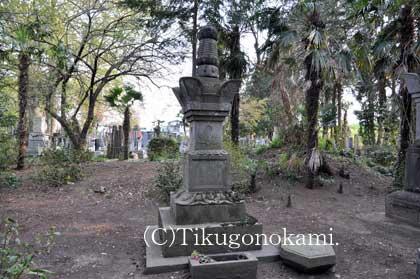永井尚政の墓