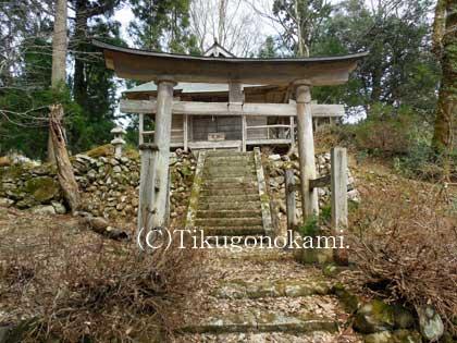 上岡田神社